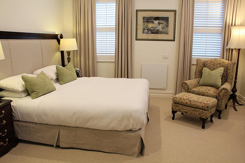 Deluxe Garden Room at Woodman Estate