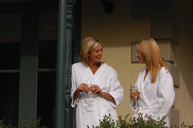 spa gift vouchers at woodman estate
